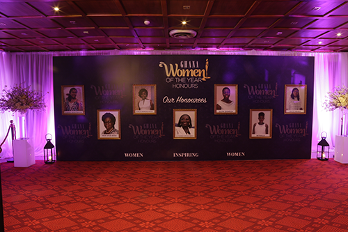 GHANA WOMEN OF THE YEAR HONOURS